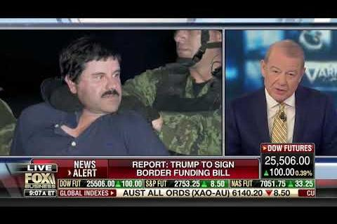 Rep. Williams Joins FBN Varney & Co to Discuss Border Wall Funding