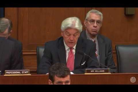 Vice-Chair Williams Holds First Hearing