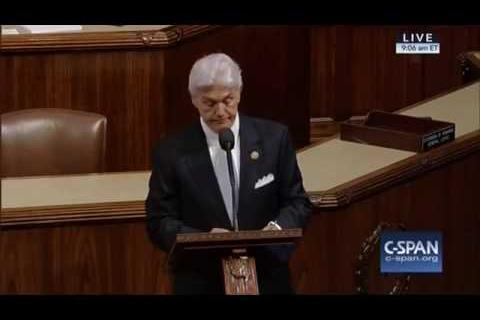 Rep. Williams Honors Huston-Tillotson University