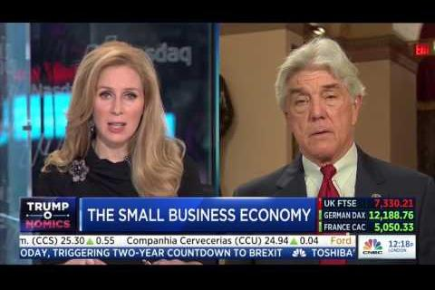 Williams Talks Tax Reform on CNBC