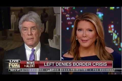 Rep. Williams Joins FBN Trish Regan Primetime to Discuss the Crisis at the Border
