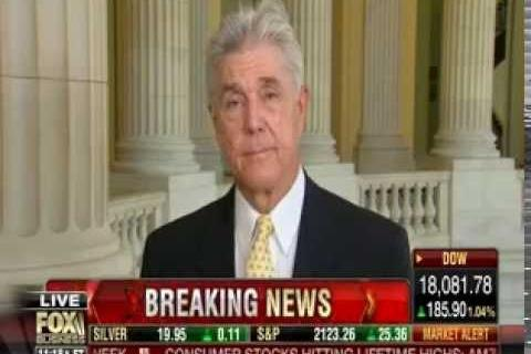 "Rep. Williams on Fox Business: ""Valor and Heroism"" Shown in Dallas"