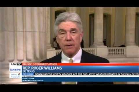 "Roger Williams: ""Open Borders Do Not Work"""