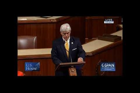 Williams Honors National Guard on House Floor 10112017