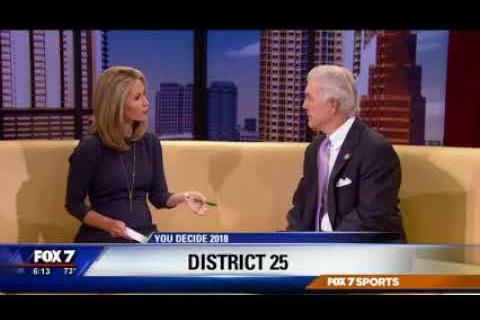 Rep. Williams Joins Good Day Austin to Discuss What Congress is Working on in Washington