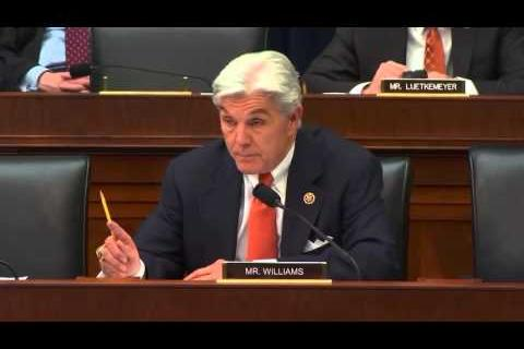 Rep. Williams Grills CFPB Head on Consumer Lending