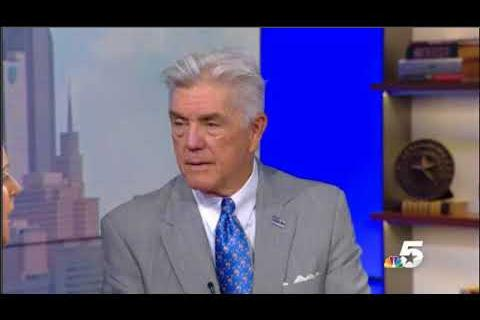 Rep. Williams Joins Lone Star Politics to Discuss Immigration and his School Security Bill